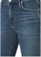 Citizens Of Humanity Slim Fit Kısa Jean Pantolon Mavi